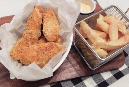 Fakeaway Southern Fried Chicken